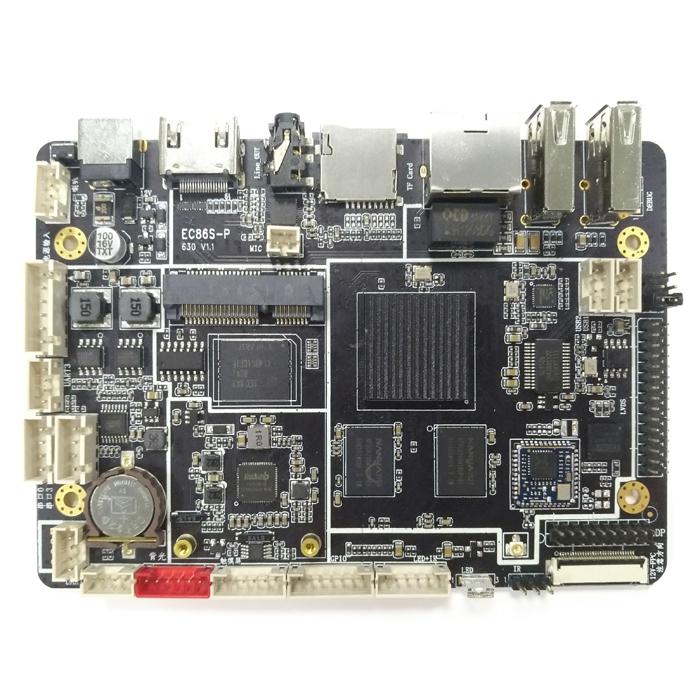 RK3368 智能终端主板