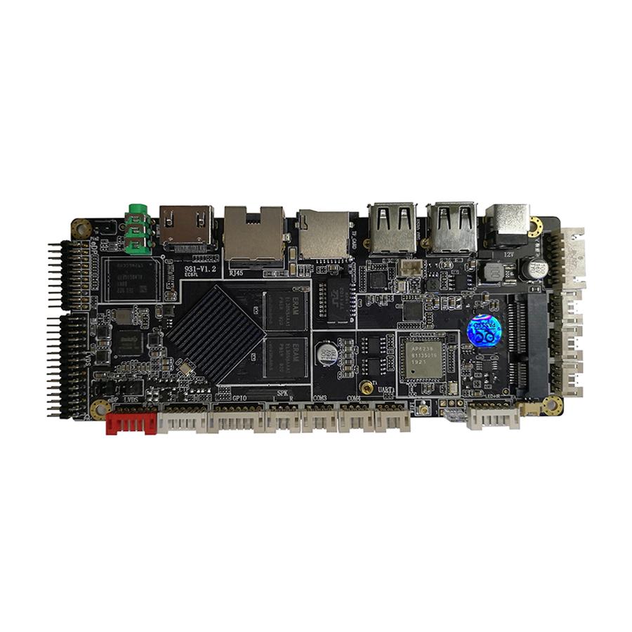 RK3288 智能商显主板