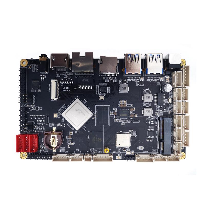 RK3568 高性能安卓主板
